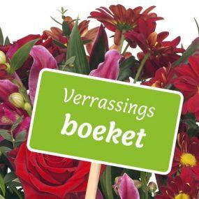 Seizoensverrassing Rood Bloemen Bezorgen Den Haag