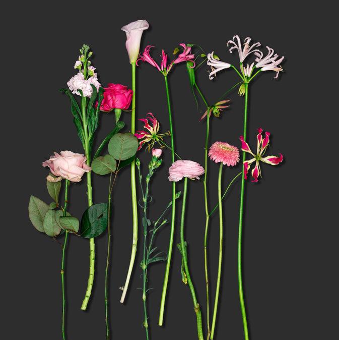 verrassingsboeket roze