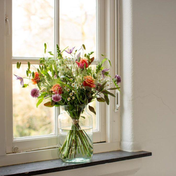 plukboeket puur bloemen bezorgenjpg