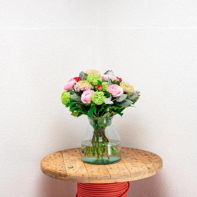 bosje pastel bloemen bezorgen